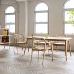 Ročno izdelan sodoben stol YC1