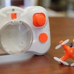 Aerius je najmanjši dron na svetu.