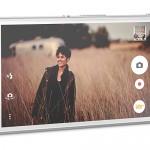 Sony Xperia M5 upe polaga v digitalni fotoaparat