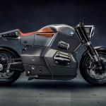 Študija BMW Urban Racer Concept