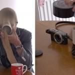 Uporabite vsakdanje predmete kot fotografske pripomočke