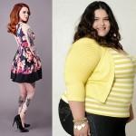 #ThinnerBeauty - bizarna kampanja, ki temelji na debeli laži, da je vitkost edina oblika lepote.