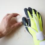 Happaratus - rokavice, s katerimi lahko rezbarite in klesate