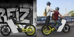 Moto je motocikel za tri