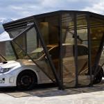 Zložljiva garaža GazeBox