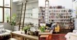 V trendu so knjižnične lestve