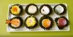 Suši cupcakes