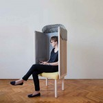 The Offline Chair - stol, ki blokira signal in Wi-Fi povezavo