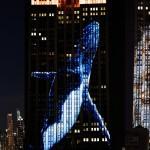 Empire State Building je osvetlilo 160 vrst ogroženih vrst živali