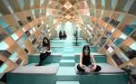 Prenovljena mehiška knjižnica