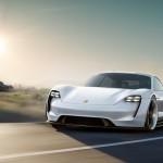 Študija Porsche Mission E