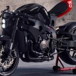 Huge Moto dodatki za streetfighterski stil Hondinih motociklov