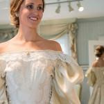 Poročna obleka z najdaljšim stažem