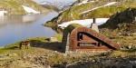 Norveška lovska koča Akrafjorden