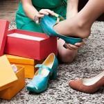 Kaj narediti, če so čevlji premajhni?