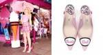 Nova kolekcija čevljev Sophie Webster