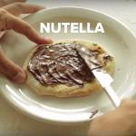Mini pice z Nutello so vaša nova najljubša sladka kulinarična pregreha.