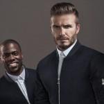 David Beckham & Kevin Hart za H&M