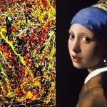 Moderno umetnost ali ko umetnost doseže dno.