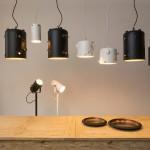 "Kolekcija luči ""Boiler Lamp"""