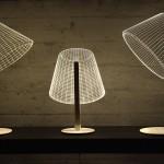 Magične namizne svetilke BULBING lamps
