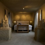 Prvi peščeni hotel na svetu