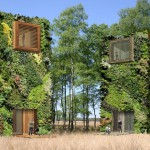 Oas1s - drevesne hiše malo drugače