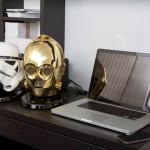 C-3PO in Stormtrooper