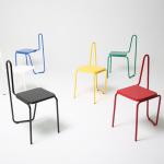 Dizajnerski stol SOHN