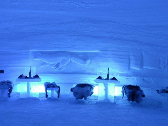 Lainio Snow Village