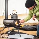 Prenosna pečka in štedilnik Frontier Plus