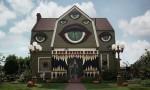 Hiša staršev Christine McConnel za Noč čarovnic