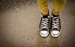 Premočeni čevlji