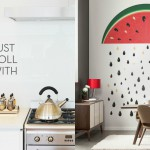 Kreativne stenske nalepke za dom