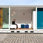 "Pop-up hotel ""Sleeping Around"""