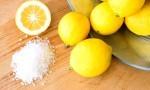 Nad migreno s soljo in limono