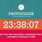 Factoclock