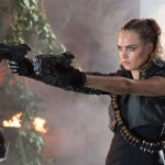 Cara Delevingne za Call of Duty