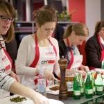 Utrip z novembrske kuharske akademije CITY CHEF