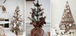 Nekonvencionalno božično drevo
