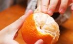 Lupljenje pomaranče