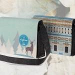 Nobu - torba z zamenljivim poklopcem