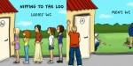 Humorne ilustracije: takšne so razlike med moškimi in ženskami