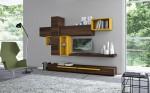 Minimalistični sestavi za dnevno sobo