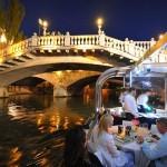 Kulinarično razvajanje na Ljubljanici