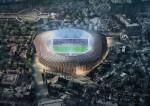 Načrti za nov stadion nogometne ekipe Chelsea.