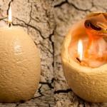 The Hatching Dinosaur Candle - sveča, iz katere se izvali dinozaver