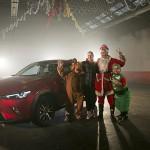 Mazda in neotesan božiček