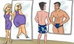 Kako moški in ženske vidimo barve.