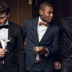 Novoletna moda za moške